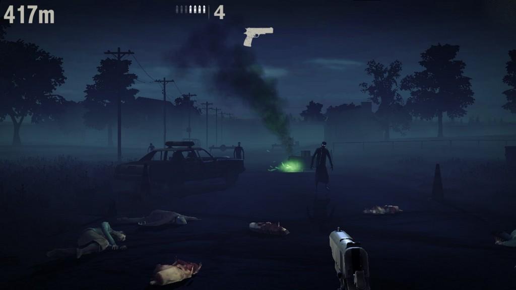 Into the Dead 2 MOD APK - Como se juega