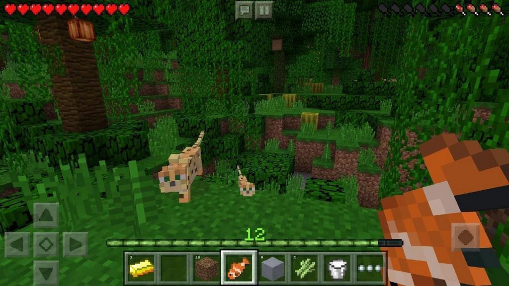 Minecraft MOD APK Construye un Mundo