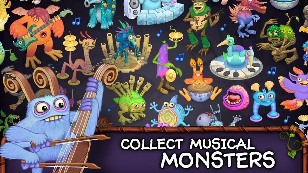 My Singing Monsters APK - Monstruos Musicales
