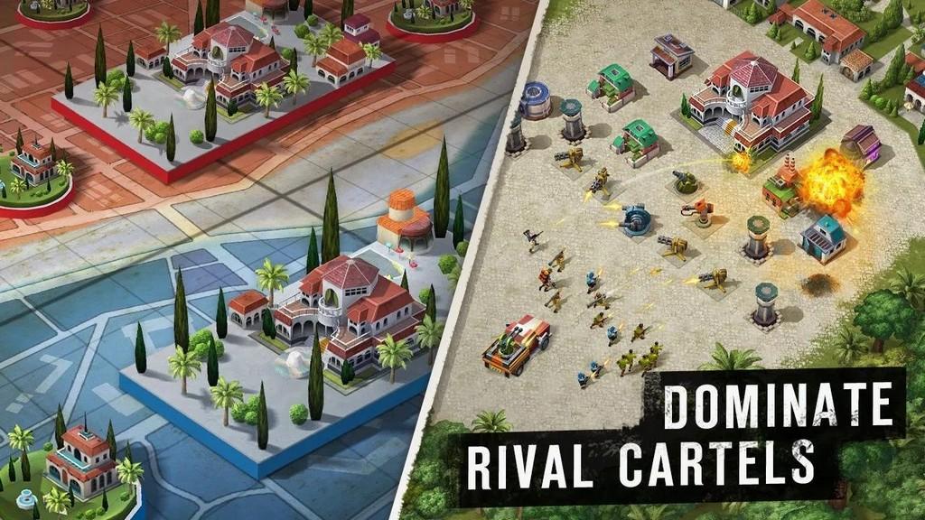 Narcos: Cartel War APK Gameplay