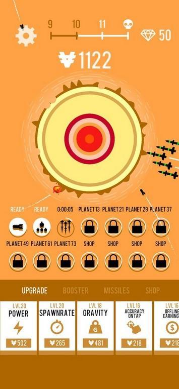 Planet Bomber MOD APK - Bombas