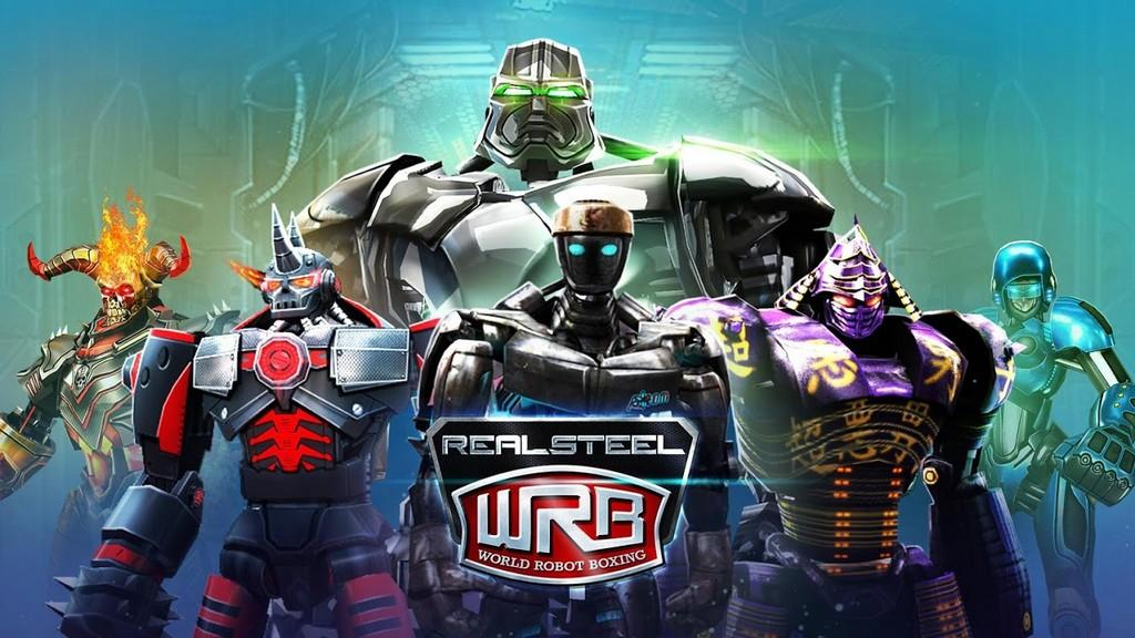 Real Steel World Robot Boxing MOD APK - Gameplay