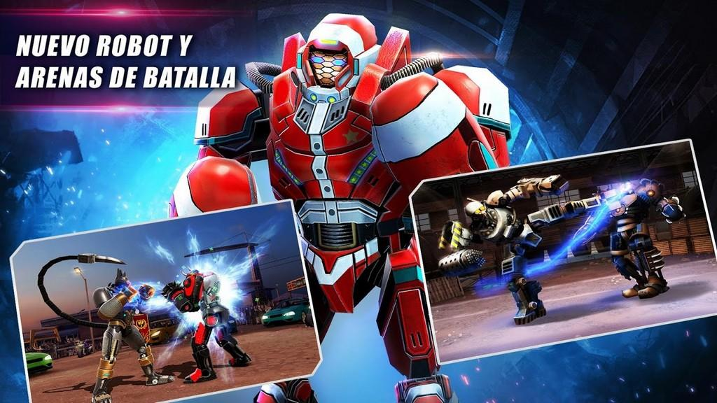 Real Steel World Robot Boxing MOD APK - Modos