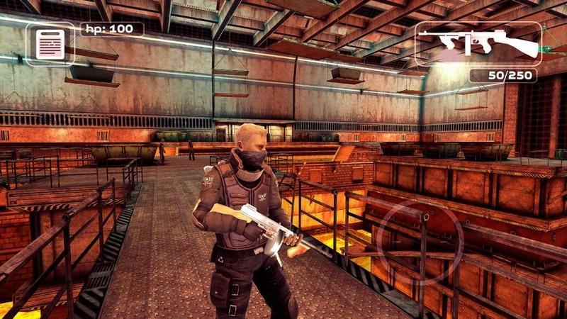 Slaughter 2: Prison Assault MOD APK - Destruye las amenazas