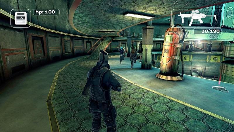 Slaughter 2: Prison Assault MOD APK - Gameplay