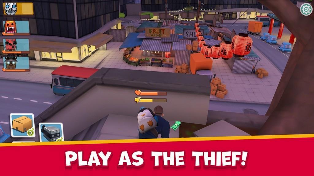 Snipers vs Thieves MOD APK Un robo al banco