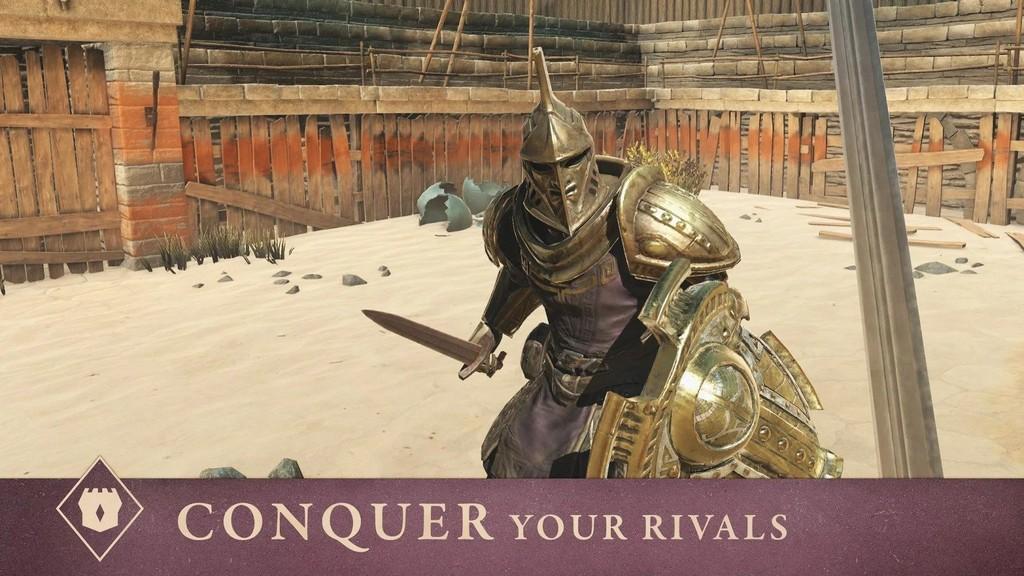 The Elder Scrolls: Blades APK - Cómo se juega