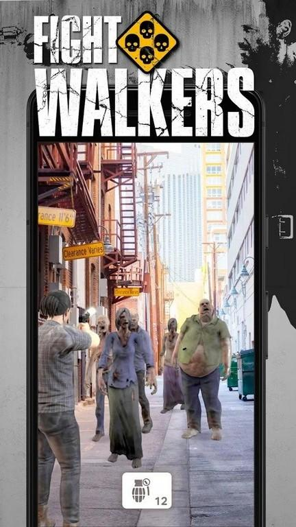 The Walking Dead: Our World MOD APK Mata zombies