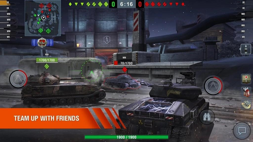 World of Tanks Blitz APK PvP