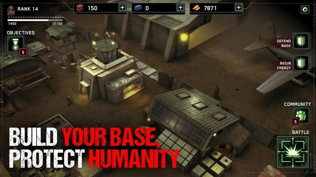 Zombie Gunship Survival MOD APK - Gameplay