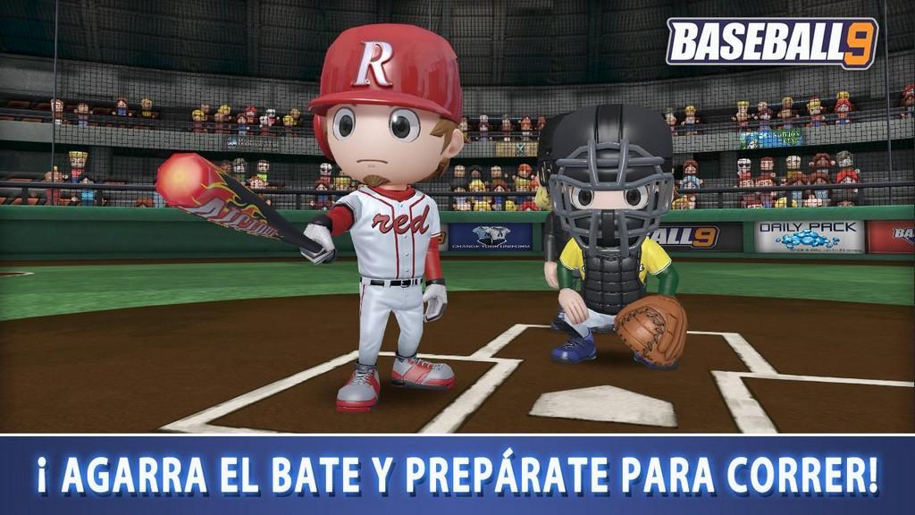 Baseball 9 MOD APK - Prepárate para correr