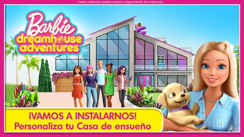 Barbie Dreamhouse Adventures MOD APK - Gameplay