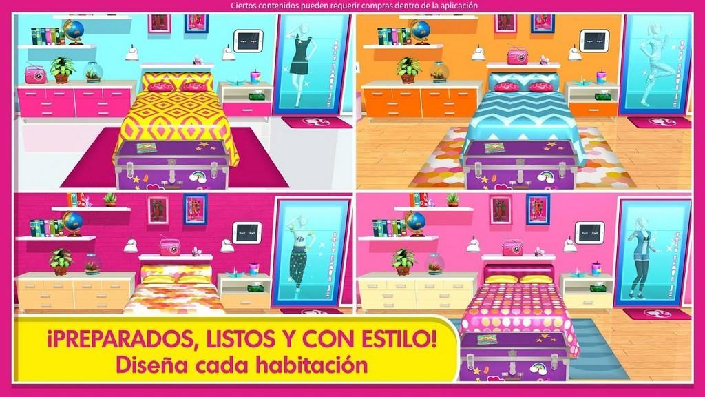 Barbie Dreamhouse Adventures MOD APK - Diseña cada habitación