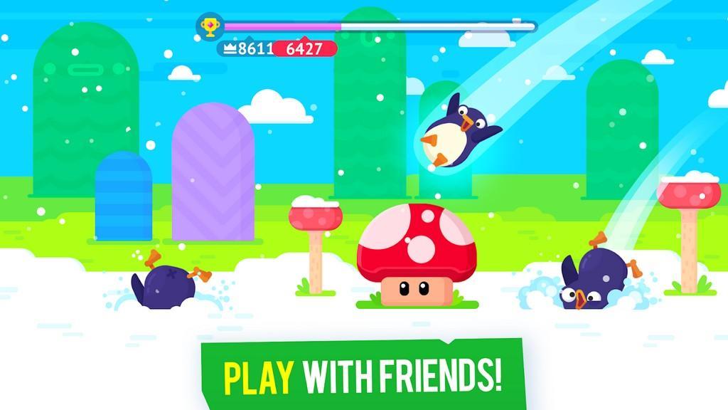 Juega con tus amigos