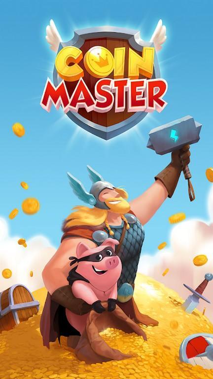 Coin Master MOD APK - Gameplay