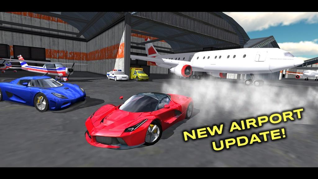 Extreme Car Driving Simulator MOD APK - Gameplay