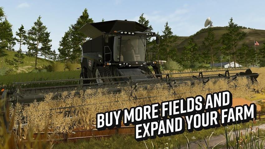 Farming Simulator 20 APK MOD Imagen 2
