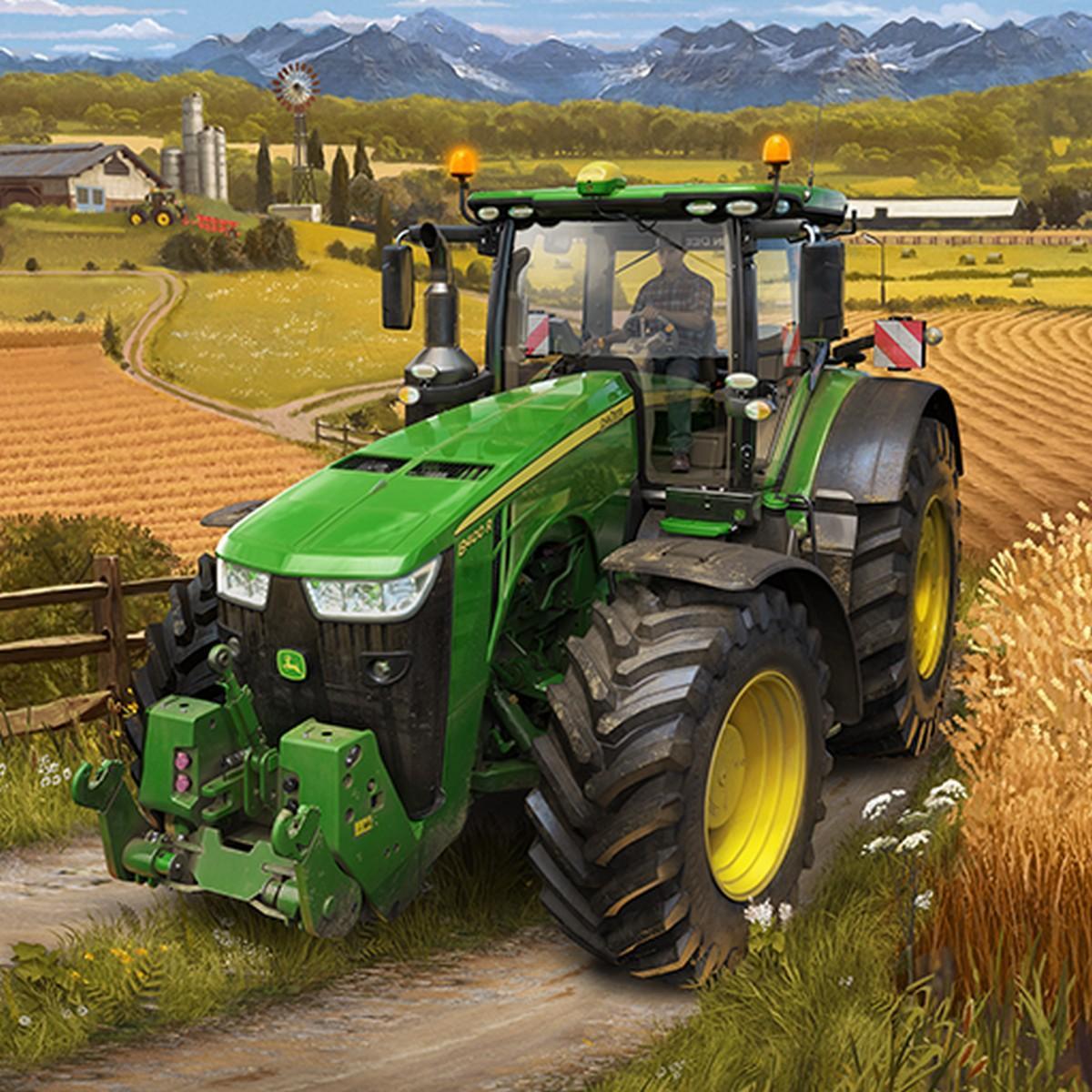 Farming Simulator 20 APK MOD