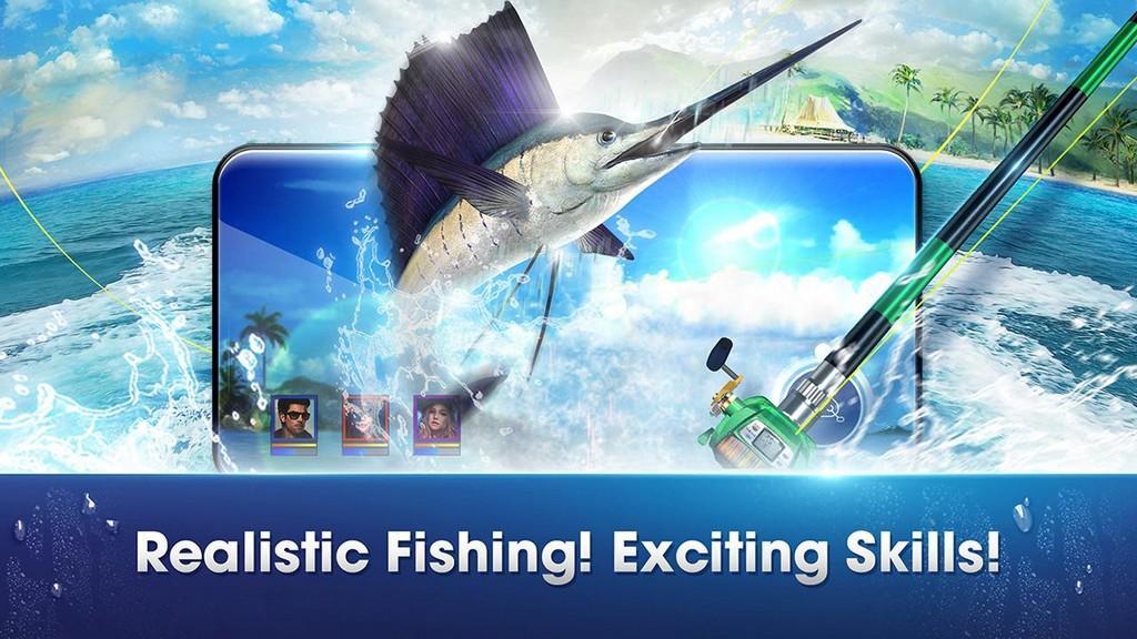 Fishing Strike APK - Gameplay