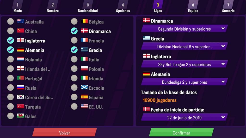 Football Manager 2020 Mobile - Tácticas