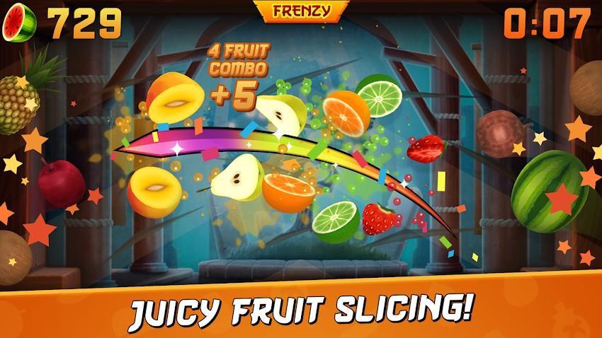 Fruit Ninja 2 - Fun Action Games APK MOD Imagen 1