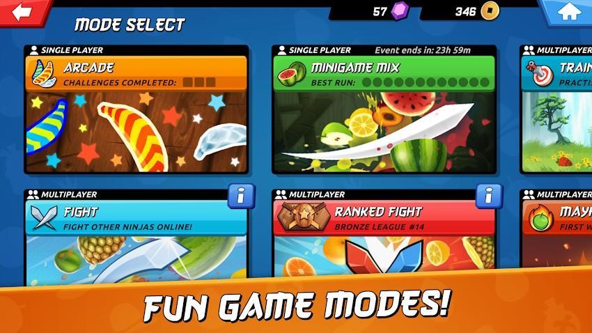 Fruit Ninja 2 - Fun Action Games APK MOD Imagen 2