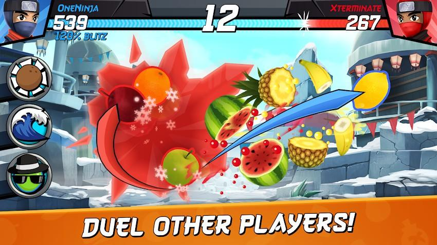 Fruit Ninja 2 - Fun Action Games APK MOD Imagen 4