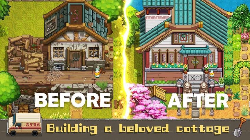 Harvest Town APK MOD Imagen 1
