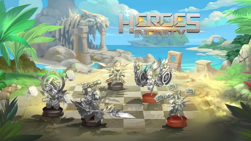Heroes Infinity MOD APK - Gameplay