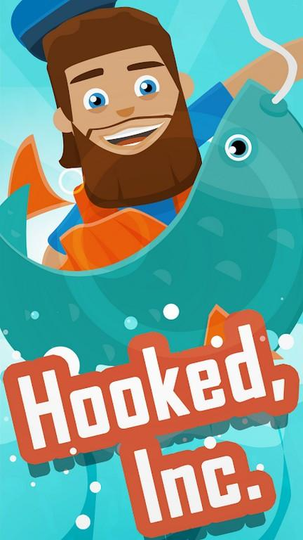 Hooked Inc: Fisher Tycoon MOD APK - Gameplay