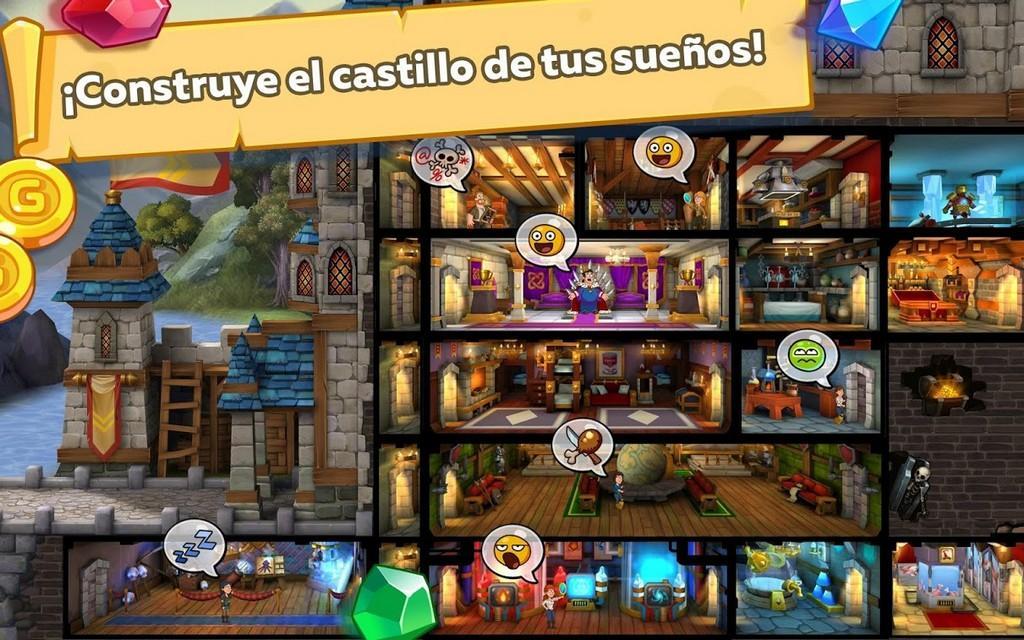Hustle Castle MOD APK - Gameplay