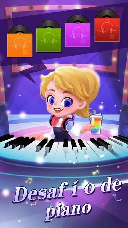 Piano Tiles 2 MOD APK - Gameplay