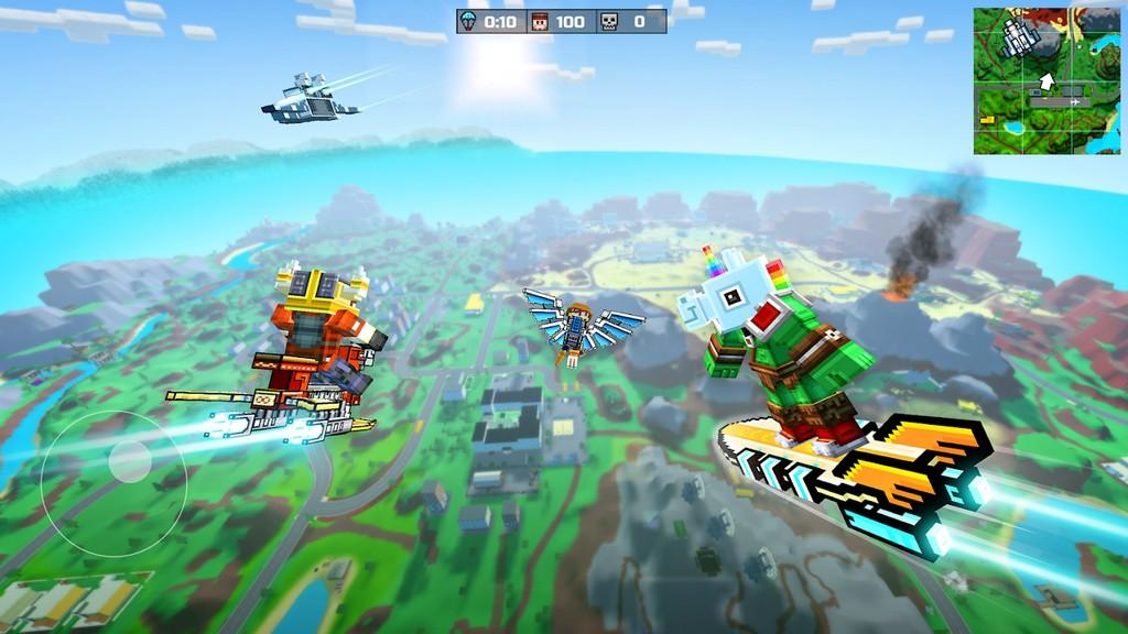 Pixel Gun 3D MOD APK - Battle Royale