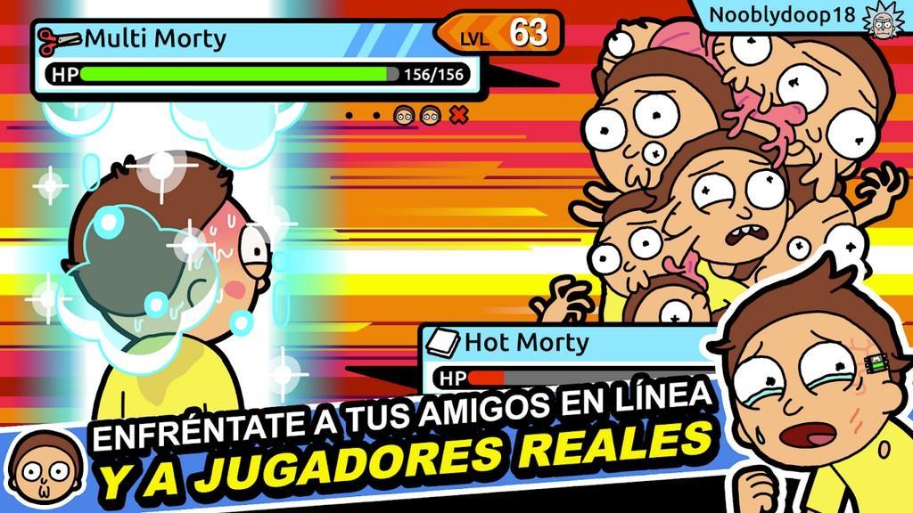 Pocket Mortys MOD APK - Historia