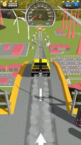 Ramp Car Jumping APK MOD Imagen 2