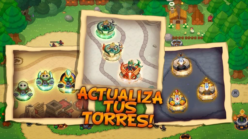 Actualiza tus Torres