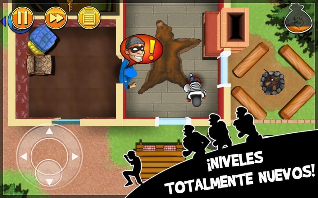 Robbery Bob MOD APK - Gameplay