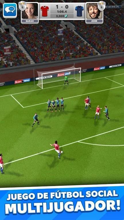 Score! Match MOD APK - Multijugador