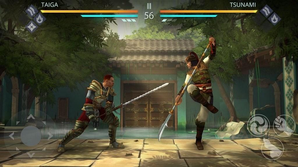 Shadow Fight 3 MOD APK - Gameplay