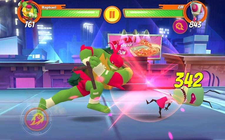 Super Lucha APK MOD Imagen 3