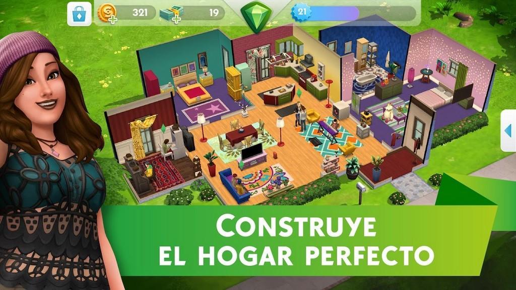 Construye el hogar perfecto