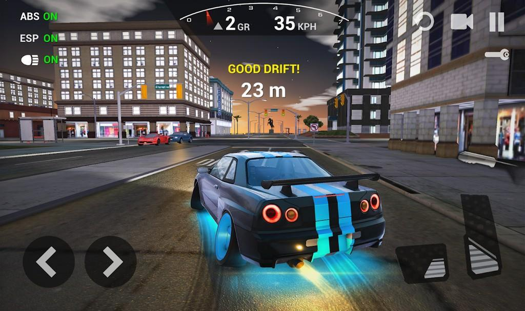 Ultimate Car Driving Simulator MOD APK - Mundo abierto