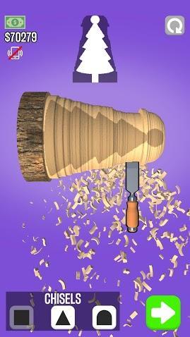 Woodturning APK MOD Imagen 1