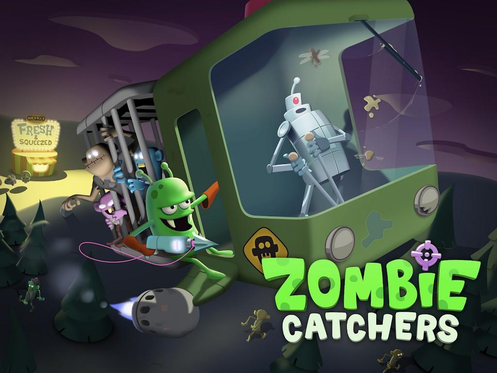 Zombie Catchers MOD APK - Gameplay