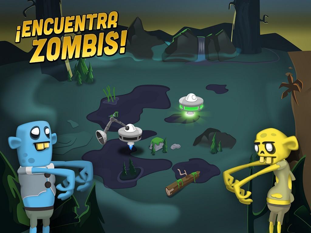 Zombie Catchers MOD APK - Hora de cazar