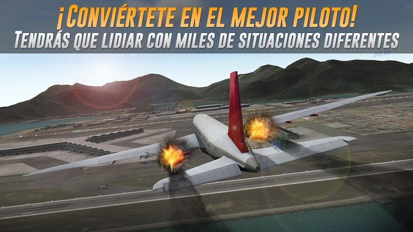 Airline Commander APK MOD Imagen 3