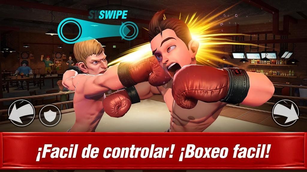 Fácil de controlar, Boxeo fácil