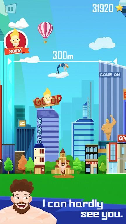 Buddy Toss MOD APK - Gameplay