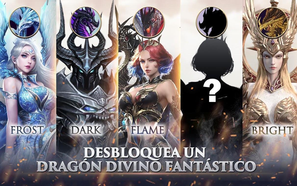 Dragon Storm Fantasy APK MOD imagen 2