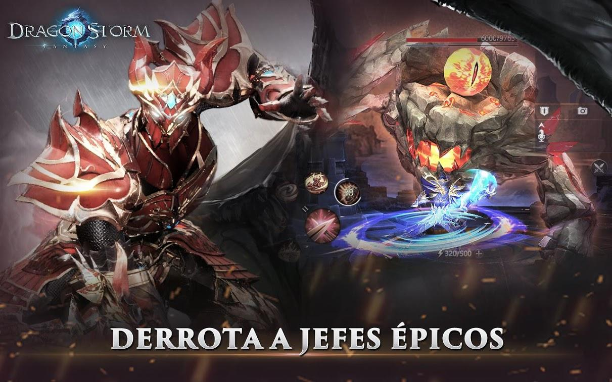 Dragon Storm Fantasy APK MOD imagen 3